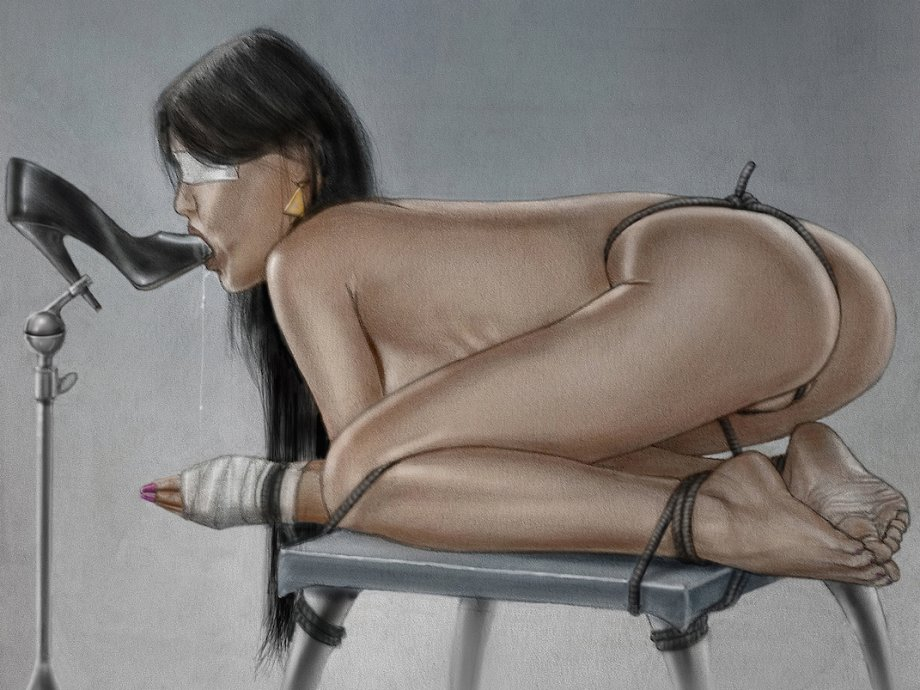 Sadistique ospita l'arte erotica di Imaginar3
