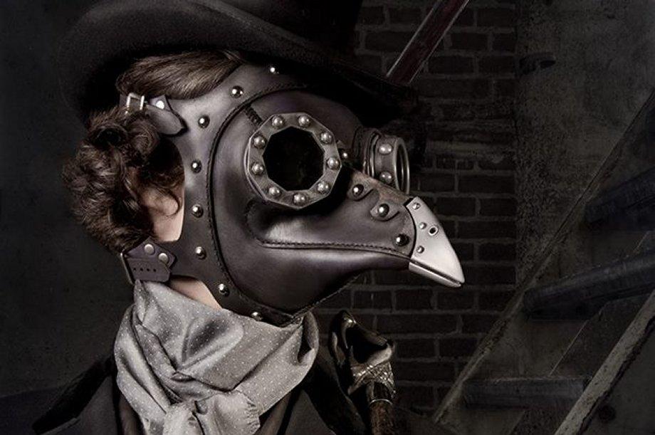 Il tema di Sadistique ad aprile sarà: Steampunk!