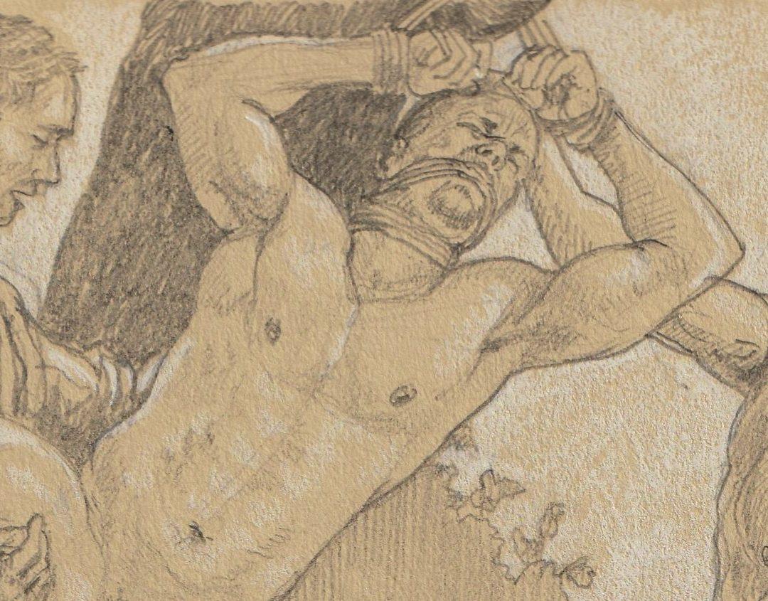 Il 6 maggio a Sadistique vanno in mostra le fantasie erotiche di Sherwin