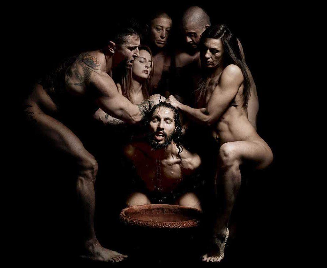 Sadistique è orgoglioso di esibire l'arte erotica di Davide Conti