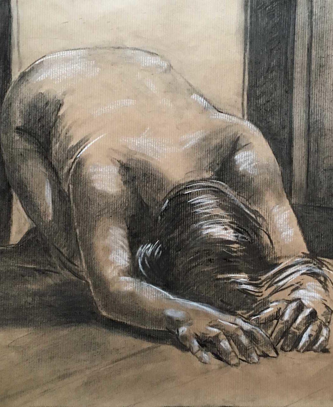 Questo febbraio Sadistique espone le eroticissime opere di Léon Gomez