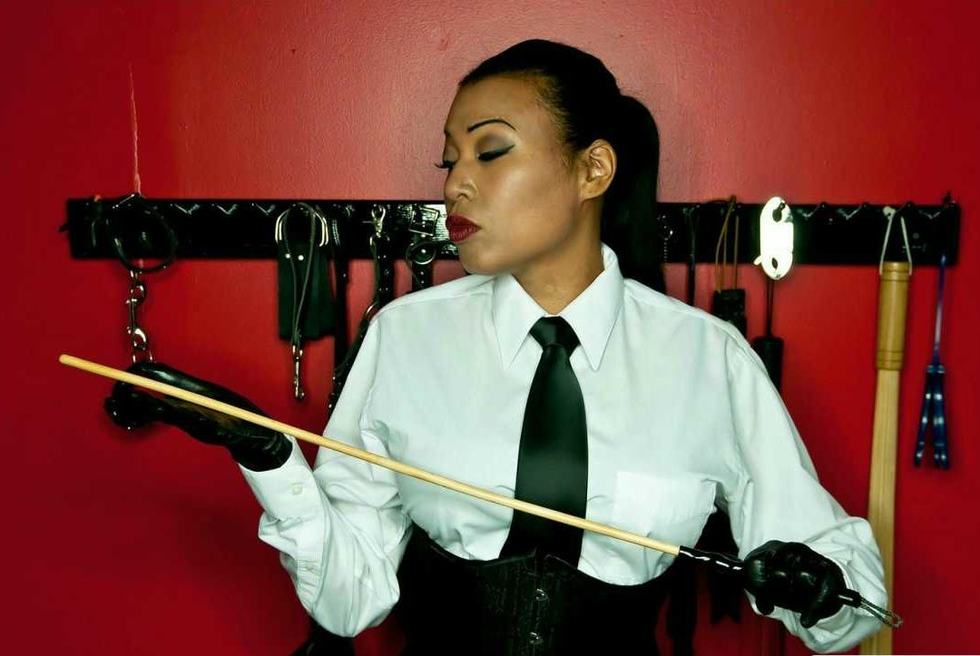 The MasterClass at this Sadistique will teach you discipline